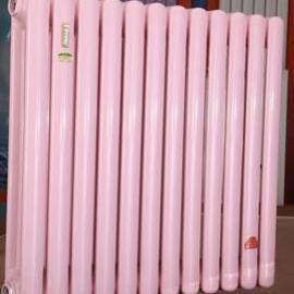 钢制散热器 钢二柱散热器 GZ206 暖气片散热器直供