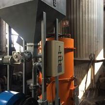 盐城滨海立式燃煤锅炉改烧生物质(推荐生物质燃烧机)