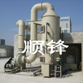 废气处理器工程案例