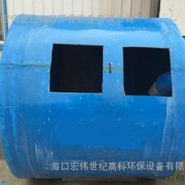 文昌玻璃钢隔油池