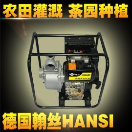 喷灌用小型柴油机水泵