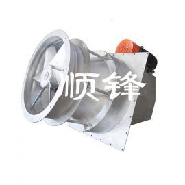 热处理炉用轴流热循环风机