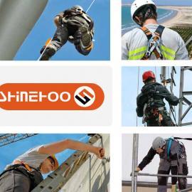 屋面上安装水平生命线~屋面防坠水平生命线系统~