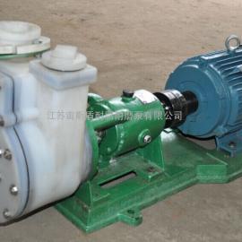 FZB 、FPZ 、PP(RPP)、PVC泵 丙烯防腐自吸泵