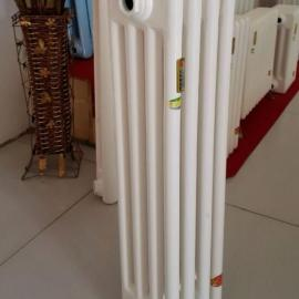 钢四柱暖气片 虹阳 钢制柱型暖气片散热器 钢制椭圆管散热器