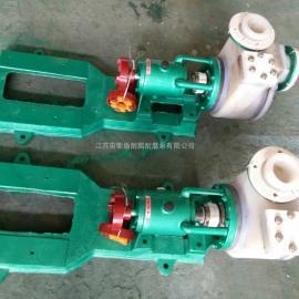 ZXB全氟塑料化工泵