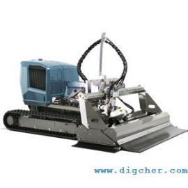 高压水混凝土路面自动破碎机DH 3000/4450 AC 混凝土破碎机