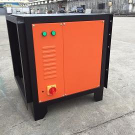 瑞宇高排电式冷板喷粉油烟清灰器清灰率90%