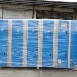 瑞宇冷板喷粉高端配置U型管光催化有机废气净化器