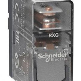 施耐德Zelio RXG接口继电器RXG15FD单刀单掷