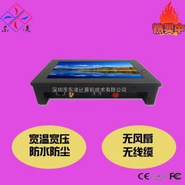 7寸军工级铝合金多串口安卓工业平板电脑