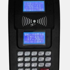 湖南迪卡台式消费机刷卡机售饭机长沙迪卡刷卡机收费机消费机
