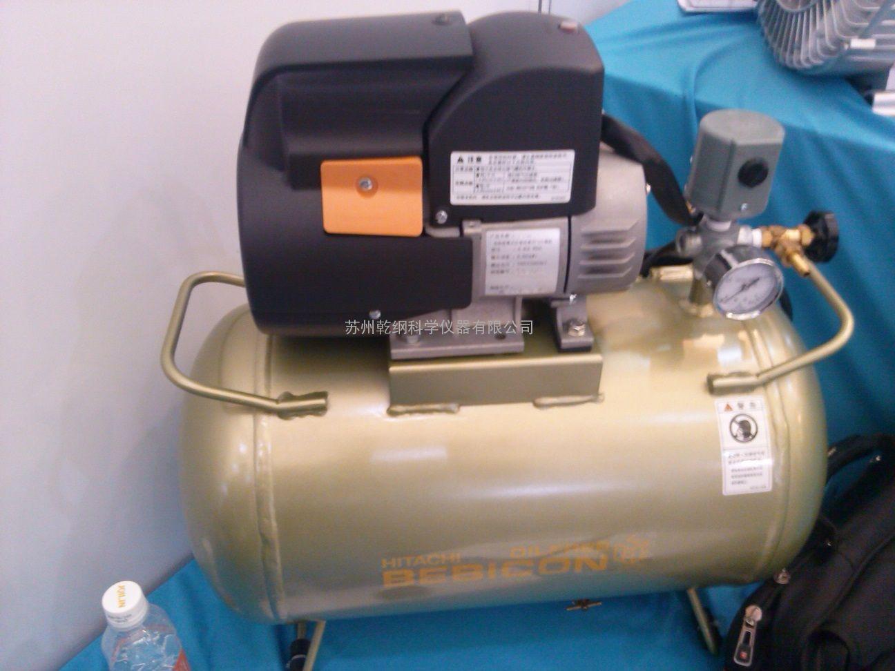 HITACHI日立全无油空压机0.2LP-7TO/0.2LP-7T
