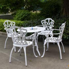 庭院铸铝桌椅欧浪OLN-AL001