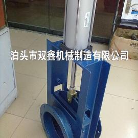 圆形气动插板阀,圆形气动闸阀,圆形气动卸灰阀