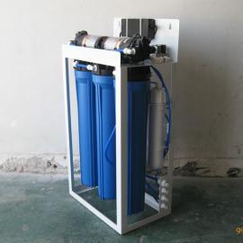迪迦尔200G商务自动清洗纯水机5级过滤反渗透净水机