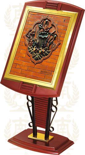 正品 高档皇家指示牌 酒店大堂广告牌欧式接待牌 海报牌 迎宾牌