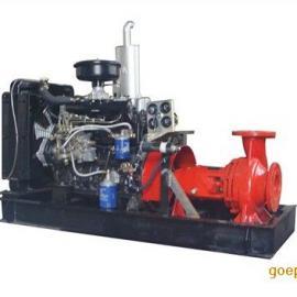 柴油机消防泵 XBC柴油机消防泵 应急柴油水泵