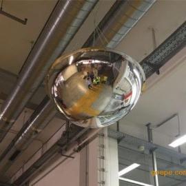 深圳半球面镜 球形凸面镜 直径60CM防盗镜