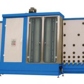 LB1800立式玻璃清洗机_中空玻璃洗片机_高速门窗玻璃清洗干燥机
