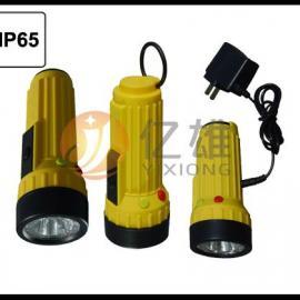 锂电手电式信号灯 铁路信号灯手电筒三色 强光