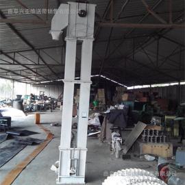 水泥专用斗式提升机型号 粮仓进粮垂直上料机定做h7