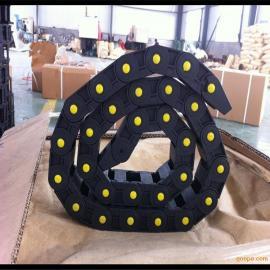 厂家直销 机床塑料拖链 桥式穿线拖链 规格齐全 大量批发