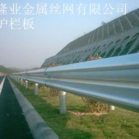 四川山路防撞隔离板 波形护栏板 公路隔离板 护栏板