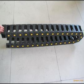 现货批发 工程塑料拖链 25*38机床拖链