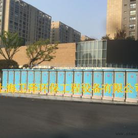 玻璃钢移动厕所租赁厂家上海移动厕所租赁
