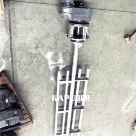JBK-600-2.2框式搅拌器 立式搅拌机 南京凯普德