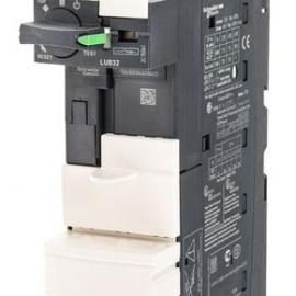 施耐德电源底座LUCM18BL配套高级电机启动器用