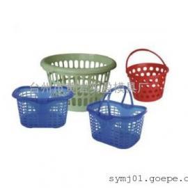 模具城生产销售优质超市购物篮模具