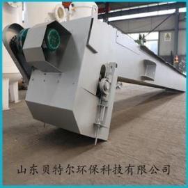 回转式格栅、污泥处理装置、机械格栅除污机设备