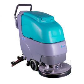 刷洗吸干多功能洗地机 手推式洗地机R-500