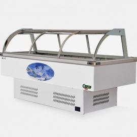 凯雪冷柜KX-2.5ZT 冷鲜肉食展示柜 熟食展示柜 商用