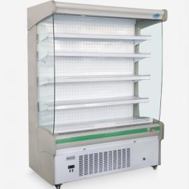 凯雪风幕柜KX-2.0LFA 立式风冷冷藏展示柜 商用