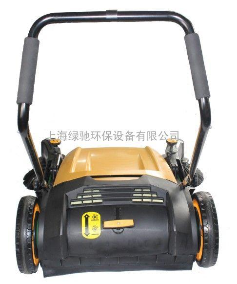 移动式扫地车 无动力手推式扫地车物业公司保洁用扫地车