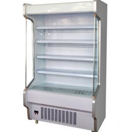 凯雪冷藏展示柜KX-1.2FC 风冷冷藏柜 商用 风幕机