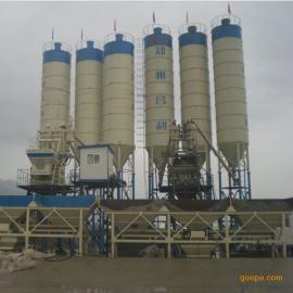 河南中原大品牌昌利建�CHZS60��拌站 工程站