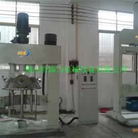 顺德硅酮结构密封胶设备,玻璃胶生产设备