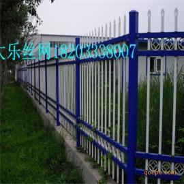 热镀锌护栏锌钢护栏围栏别墅围栏小区绿化栅栏围墙铁艺护栏