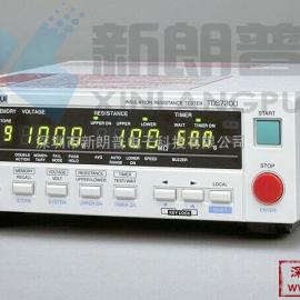 菊水KIKUSUI TOS7200绝缘电阻测试仪