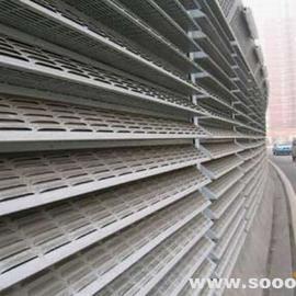四川二环高架高速公路地铁PC隔音屏障