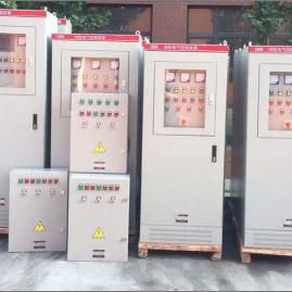 消防专用CCCF认证控制柜-水泵控制柜