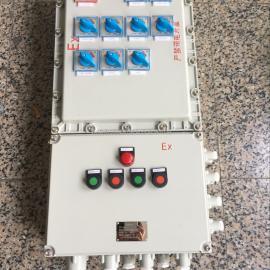电伴热带防爆箱