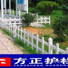 池州草坪护栏 池州绿化护栏 池州PVC塑钢护栏厂家