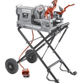 里奇套丝连接系列300精致型电动套丝机