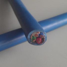钢丝铠装矿用监测电缆MHY32