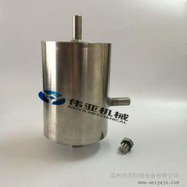 不锈钢冷凝容器、碳钢冷凝容器、YZF1-7隔离容器